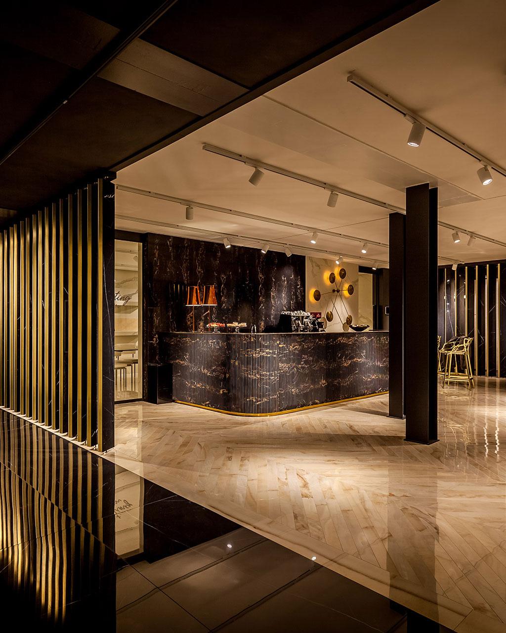Showroom FAB Berlin – Iris Ceramica Group